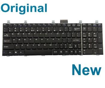 New For MSI EX600 VX600 MS-1651 MS-1652 S1N-3UUS141-C54 A6000 LG E500 EX623G Keyboard US English Teclado