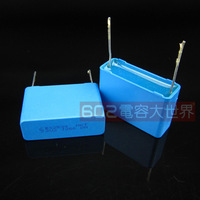 Germany Original capacitor for EPCOS,MKT series, Non-polar capacitor 250v 2.2uf audio capacitor,free shipping