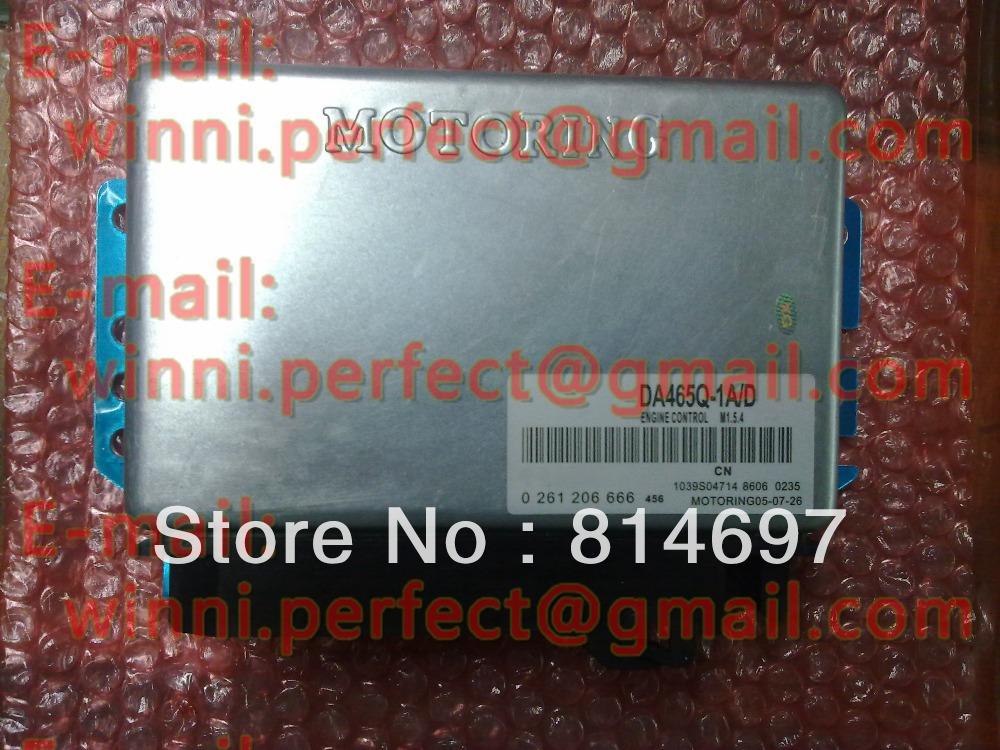 For Hafei Zhongyi car engine computer ECU(Electronic Control Unit)/For ECU M1.5.4 Series/ 0261206666(China (Mainland))
