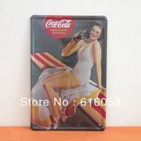 [ Do it ] Drink Poster Tin signs 20*30 CM  Mix Order Bar Cafe Vintage Metal Iron painting  A-13  FREE SHIPPING