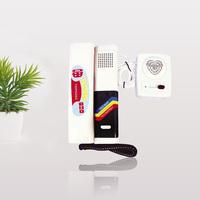 Two-way household wired intercom telephone non video intercom doorbell dc radio 0091