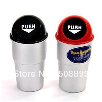 New 1pcs/lot New Car Trash Rubbish Bucket Can Garbage Dust Box Free Shipping&Dropshipping