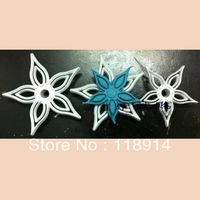 WHOLESALE free shipping 3PCS Calyx fondant cutter, hollow design cake decoration tool set(TH-49)