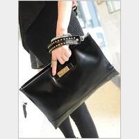 Free shipping! Hot sale! 2013 New Arrival Fashion genuine leather handbag Women's Cowskin Shoulder bag