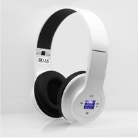 Motion wireless headset wearing type computer voice card headset mic music game headset sound quality is good