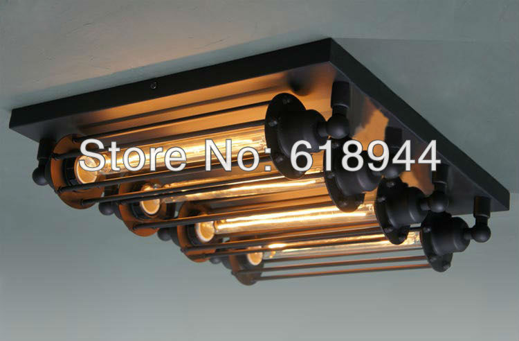 Online kopen wholesale vintage plafondlamp uit china vintage plafondlamp groothandel - Deco land keuken ...