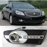 Top-rated!! waterproof auto LED DRL lamp/special for Buick Excelle-GT/ super bright LED car headlights, Daytime Running Light