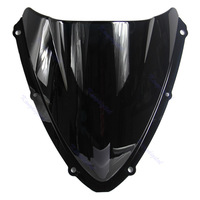 A31 Hot Selling Motorcycle Windshield Windscreen For Suzuki GSXR600 GSXR 600 750 K8 2008 2009