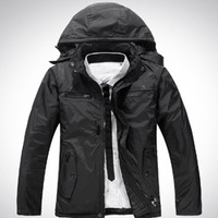 Free shiping New 2013 sport parka men down jacket and big size Men's coat winter Outwear F2004