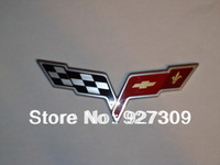 New ABS Chevrolet CORVETTE Logo Emblem