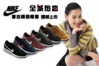 The new sports shoes Edison fip restoring ancient ways men and women sandals leisure sports shoes
