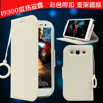 Denim  for SAMSUNG   i9300 mobile phone case i9300 holsteins gt-i9308 s3 mobile phone case