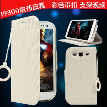 Denim  for SAMSUNG   i9300 mobile phone case i9300 holsteins gt-i9308 s3 mobile phone case