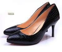 T&T Shop 2013 Women Pumps High-heeled Shoes 3colors Hot Retail&Wholesale Free Shipping