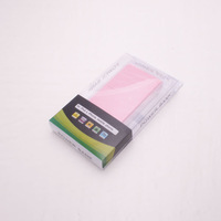 Wholesale - 50pcs/pack  high quality 20000 mAh Power Bank Portable External Battery Pack for mobile phone 5 colors
