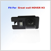 Wire waterproof  Car Rear View  Backup Camera  FIT FOR Great wall HOVER H3 H5  Waterproof IP67 + Wide Angle 170 Degrees + CCD