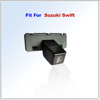 Wire waterproof  Car Rear View  Backup Camera  FIT FOR  Suzuki Swift Waterproof IP67 + Wide Angle 170 Degrees + CCD