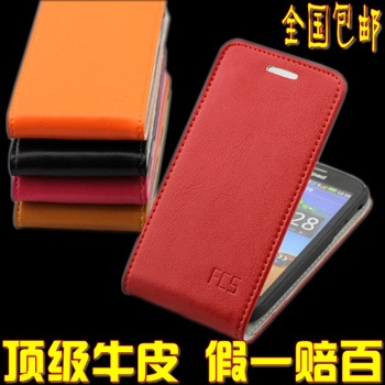 100% Genuine leather case for Jiayu G2 Mobile phone protective cover for Jiayu G2 Business Case Free shipping