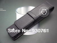 Cap 110 k insert black leather belt carrying the cap free shipping     Pencil Bag