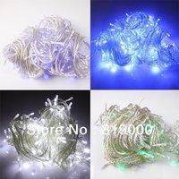 1pc/lot 200LED 20m AC 220V EU Plug Chrismas Holiday Colorful String Light Decoration Party Wedding Outdoor Fairy Light 710323