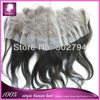 Natural wave  Malaysian  Hair Lace Frontal