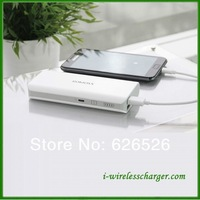 NEW 10400mAh  Charger Portable USB  Power Bank External Battery Pack For iphone5/4s S4 i9500 S3 i9300 with polybags