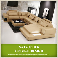 VATAR modern sofas oem,leather living room sets ,microfiber sectional furniture