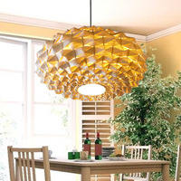 Natural eco-friendly bamboo pendant light lighting chinese style lamps bld5021
