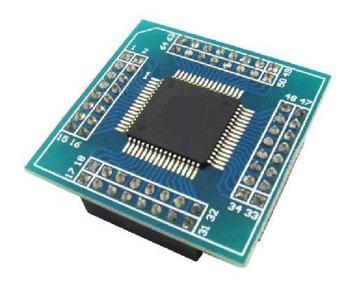 Free Shipping! 1pc M64L Core ATmega64L mega64L smallest microcontroller development board