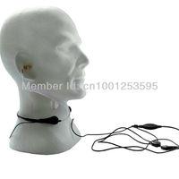 Throat mic Surveillance Acoustic Earkit Throat Microphone for Kenwood Baofeng UV-5R walkie talkie two way radio transceivers