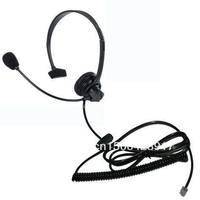 ALPHACOM 3000NC MONAURAL NOISE CANCELLING MIC HEADSET RJ11 OFFICE TELEPHONE