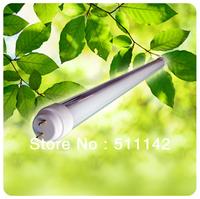 9W Eco-friendly 600mm  2FT 2835 24LM/pcs 48pcs T8 LED Tube Light Warm white/Pure white/Cool white, 25pcs/lot FedEx free shipping