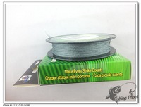 multifilament fishing line Floadting Line.Hot sale New arrival.100yads Braided Fishing Line 8lb-------- 80LB , GRAY.