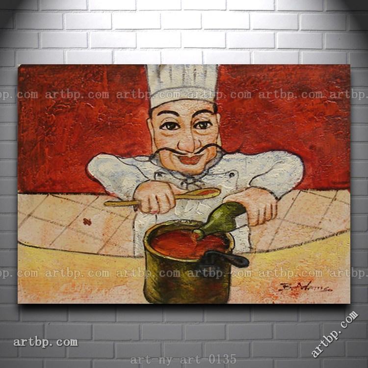 Achetez En Gros Peinture Chef En Ligne Des Grossistes