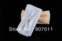 Hot new female star quality luxury evening bag clutch handbag Czech diamond drill banquet Send free