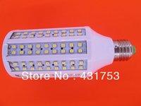 New 15W 3528 SMD  LED E27 B22 E14 Corn Light Lamp Bulb Nature White Energy Saving 100V-130V/AC  High brightness  Free shipping