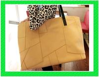 B174 Drop shipping Women's casual shoulder irregular large shopping bag