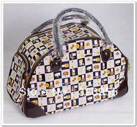 2013 EMS Free Shipping Wholesale PU dog bag fashionable doggie carrier Handbag