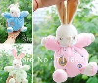 free shipping baby rabbit sleeping comfort doll plush toy hot factory price