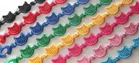 2013 New Arrival 10 Colors Little Devil Shape Italy Lace Bracelet Jewelry 50PCS/LOT Free Shipping