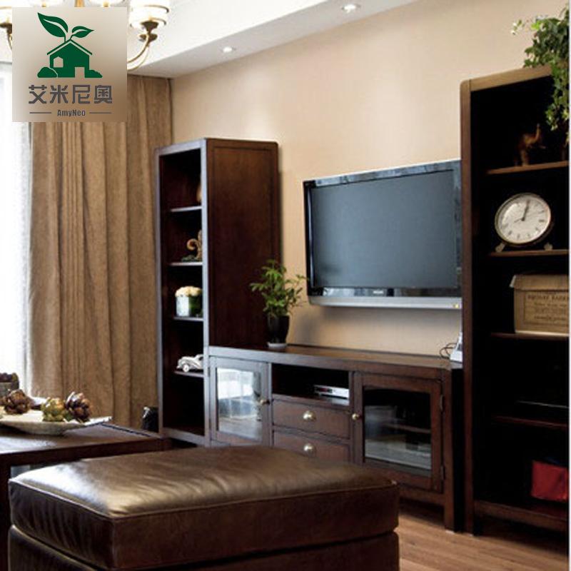 Dark Wood Living Room Furniture 800 x 800
