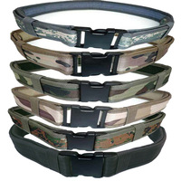 Ver5 acu cp jungle digital Camouflage tactical inside belt