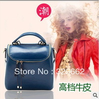 2013 Autumn Designer Bags Handbags Cowhide Women Leather Handbags High quality Small Bag Famous Brands Totes Tassel Bags