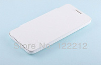 New Flip leather original battery housing back cover case for HUAWEI G510 free shipping