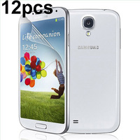 Anti-Glare Matte Screen Protector High Quality for Samsung Galaxy S4 SIV I9500,12Pcs/lot