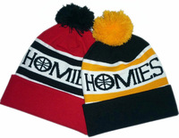 Fashion Hiphop Homies Beanie Hat 2013 New Style Winter Knitted Hats Free Shipping