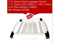 Car roof Luggage Carrier/roof basket/cargo baskets/car top carrier/car roof racks with Light Hot Sales