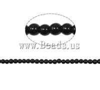 Free shipping!!!Crackle Glass Beads,Hot Style, Round, black, 4mm, Hole:Approx 1.5mm, Length:31 Inch, 220PCs/Strand