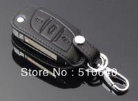 Free Shipping 2013 Citroen C4 L/C4 Leather Smart Key Holder/Key Sets(3 Button)   ghh