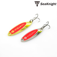 GT-BIO(R)-Free Shipping spoon fishing lures TOP quality with mustad hooks